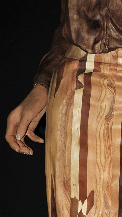 Penni Labskaus Hand Detail