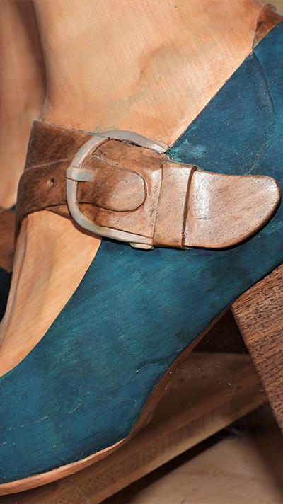 Penni Labskaus Schuh Detail